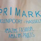 Wie rekent, koopt bij Primark
